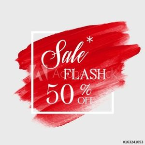 HUGE 50% OFF SALE ON MY ENTIRE CLOSET!